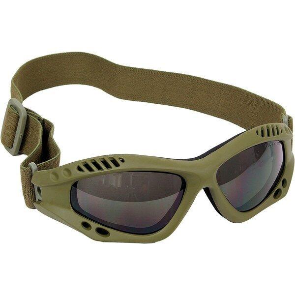 Airsoftbrille Paintball Gotcha Schutzbrille Paintballbrille Brille kratzfes T8C2