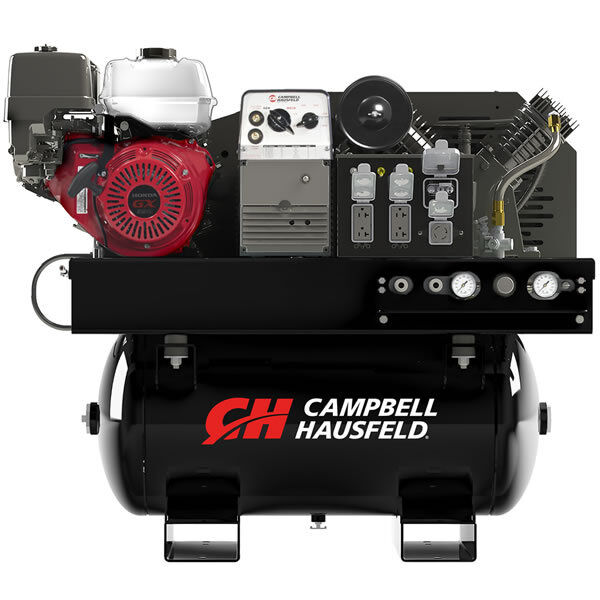 Campbell Hausfeld Commercial 11-hp 30-gallon Two-stage Truck Mount 3-in-1 Air...