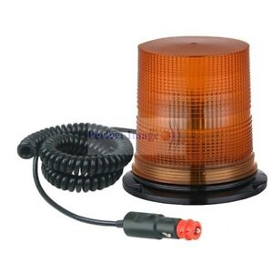 Perfect-Image-LED-BEACON-80-LED-STROBE-EMERGENCY-WARNING-Rotating-Flashing
