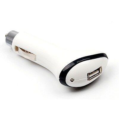 CARGADOR MECHERO COCHE USB ADAPTADOR TELEFONOS MÓVIL IPHONE SAMSUNG