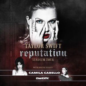 TONIGHT - Taylor Swift @ Rogers Centre (2 Tickets Section 128L)