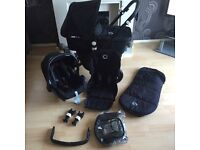 Bugaboo Cameleon 3 Limited Edition full travel system with Maxi cosi car seat in excellent condition