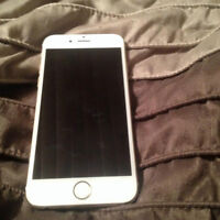 GOLD IPHONE 6 FOR SALE