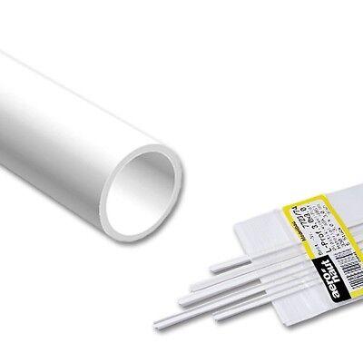 ASA Rundrohr 6,0 mm, innen 4,0 mm 5 Stück, Länge je 330 mm
