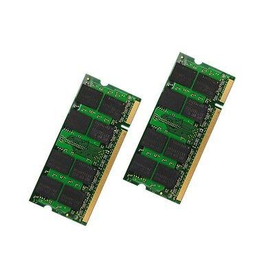 16GB DDR3 RAM Notebook Arbeitsspeicher DDR3-1333/1060 PC10600/8500 2x8GB Kit