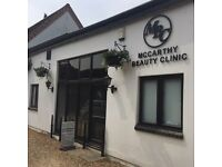 Part-time beauty therapist required for busy high street salon in Stony Stratford