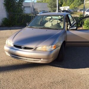 1998 Toyota Corolla  Cambridge Kitchener Area image 1