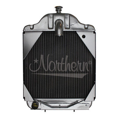 Northern 219580 Case Ih 430ck 480b 480ck 530ck 580ck Radiator A39344 A35604