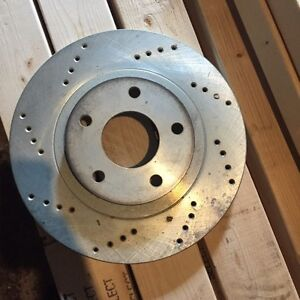 Front discs for g35   2003 Infiniti