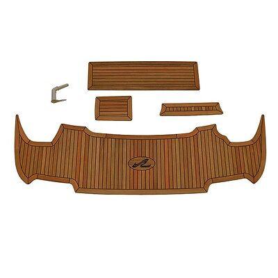 Sea Ray 280 Da Teak Wood Boat Swim Platform /Deck Flooring Kit 1938894 /195861