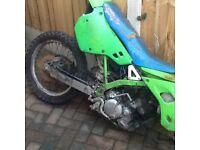 Kdx 125 spares