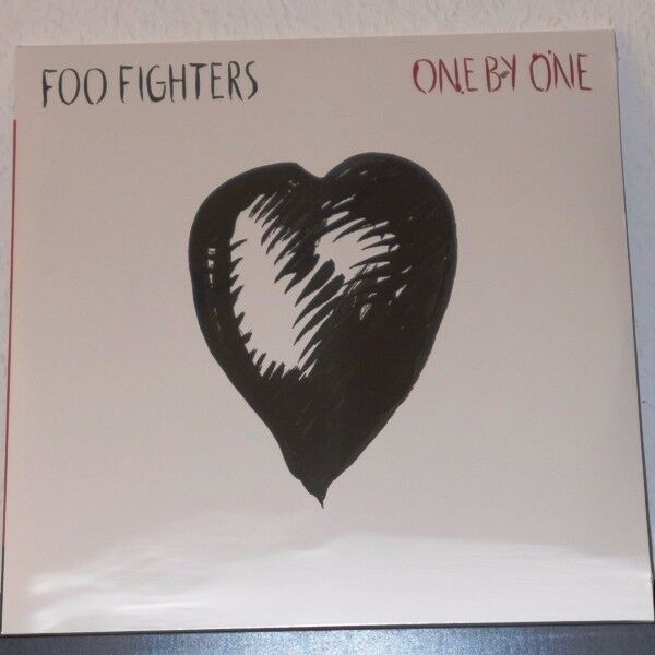 Foo Fighters - One By One / Doppel-LP (88697983261RE1)