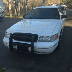 2005 Crown Victoria Police Interceptor