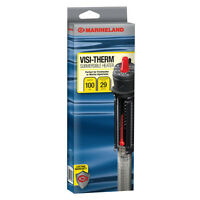 Marineland Visi-Therm Submersible 100 Watt Heater[new]