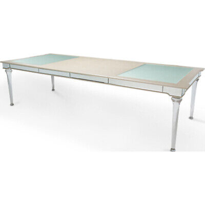 AICO Furniture - Bel Air Park Dining Table - 9002000-201 Breeze Dining Table
