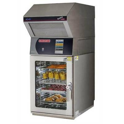 Blodgett Blct6e-h Boilerless Combi Oven With Hoodini Ventless Retails 9300