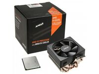 AMD FX 8370 WRAITH Cooler Edition AND ga-78lmt-usb3 motherboard (5MONTHS OLD)