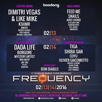 Frequency tickets!!