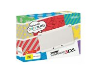 The New Nintendo 3DS - White