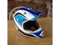 Bye motocross helmet