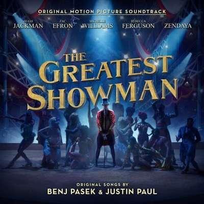 The Greatest Showman  Original   The Greatest Showman  Original New Cd