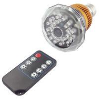 Spy Light Bulb WiFi 1080P Camera Night Vision P2P IP Cam