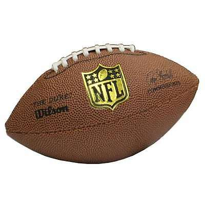 NEW Wilson Mini NFL Football - Official Mini American Footballs Cheap Micro ball