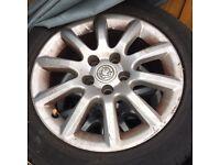 """Astra alloys set of 4 16"""""""