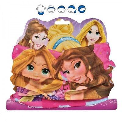 Bandana Halstuch Kopftuch für Kinder Disney Prinzessin Rapunzel Belle ()
