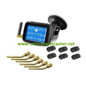 6-10wheels truck tire pressure monitor system tpms sensor