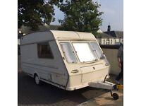 Abbey Lincoln 2 berth Caravan