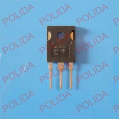10pcs Igbt Transistor Ir To-247 Irg4pc50u Irg4pc50upbf G4pc50u