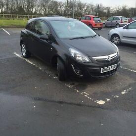 Vauxhall corsa sxi. 2012 62 reg