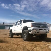 ***REDUCED*** Lifted 2005 Chevrolet 2500HD Duramax