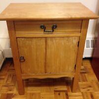 Wooden tables need a new home! ***URGENT!