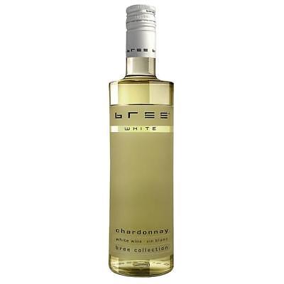 12 Flaschen Bree Chardonnay, QbA, weiß 0,25L 12 % Vol.