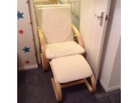 Feeding chair and stool