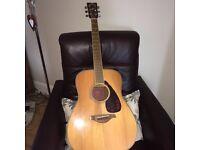 Yamaha acoustic guitar FG720S