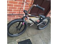 Custom cult BMX bike for sale or swap excellent condition stunt BMX , OFFERS