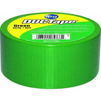 20yds Duct Tape Green Intertape Polymer 6720grn For All-purpose Use 3 Roll Pk