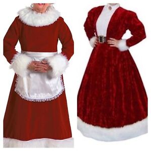 Looking for Mrs.Claus costume