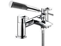 Bath mixer Bristan Capri Bath Shower Mixer Tap