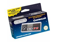 NES Classic Controller Boxed