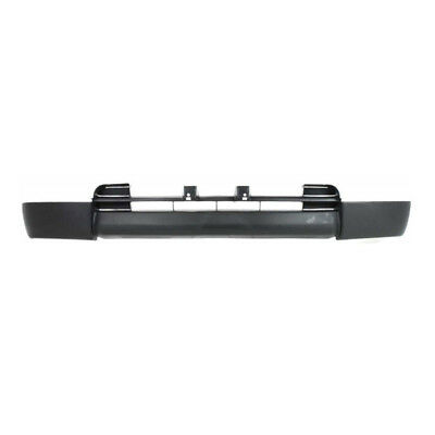 4WD NI1095105 for NISSAN PICKUP 93-97 FRONT LOWER VALANCE Steel Painted Black
