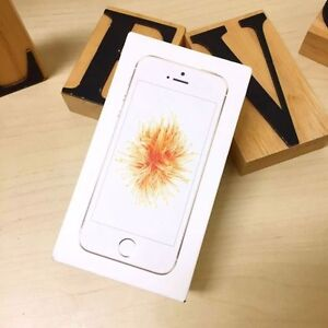As new iPhone SE gold 16G UNLOCKED au model in box Calamvale Brisbane South West Preview