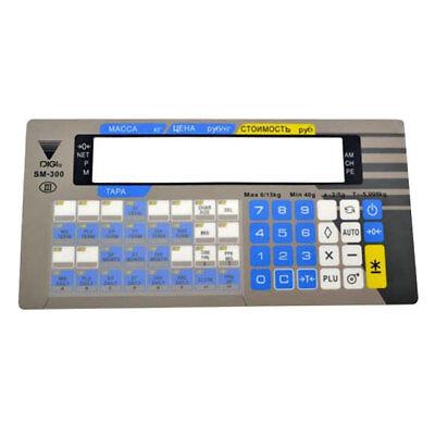 Keyboard Keypad For Digi Sm300 Thermal Label Electronic Scale Printer