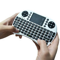 2.4GHz Multi-media Portable Wireless Mini Keyboard with Touchpad