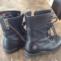 Lady's Harley boots