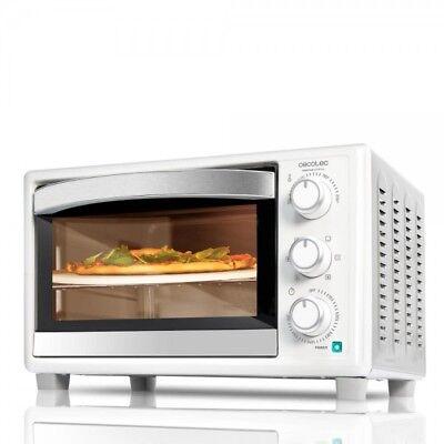 CECOTEC Horno de convección Bake'n Toast 610 4pizza / 26L / 6Modos...