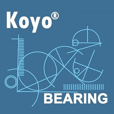Open 1 Width 5200rpm Maximum Rotational Speed Koyo B-1316 Needle Roller Bearing 1-1//16 OD Full Complement Drawn Cup Inch 13//16 ID